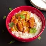 Easy Chicken Manchurian