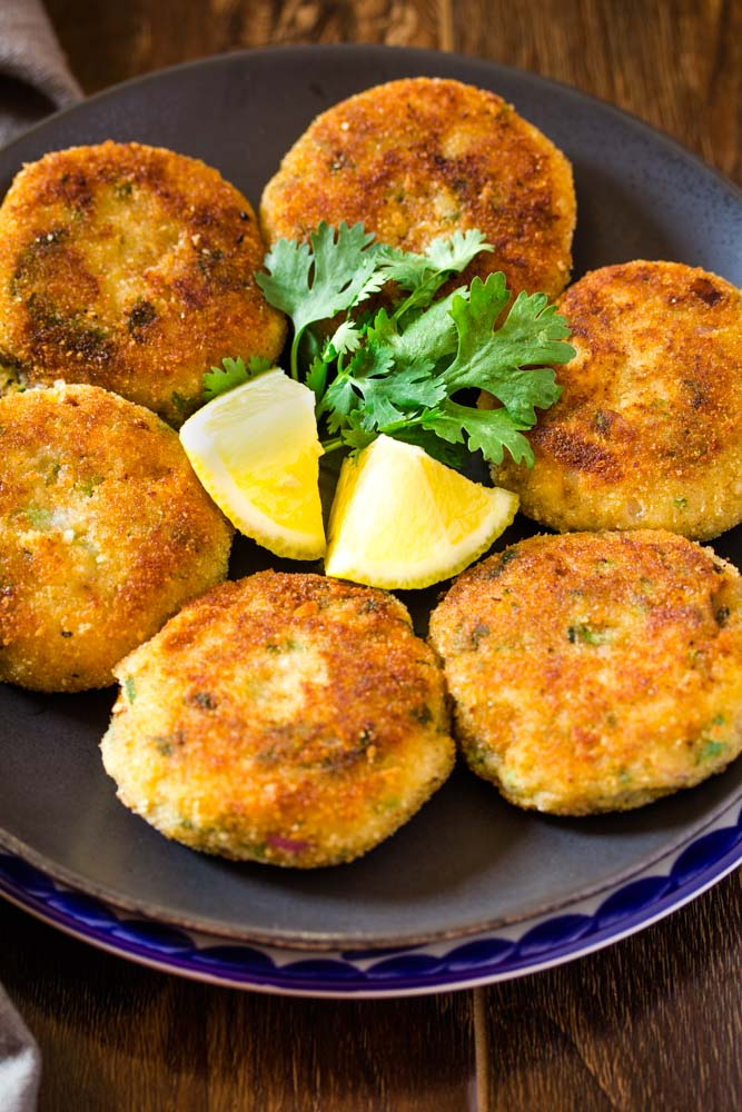 Potato Cutlets