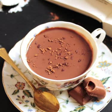 Lindt Italian Hot Chocolate-Ciccolata Calda