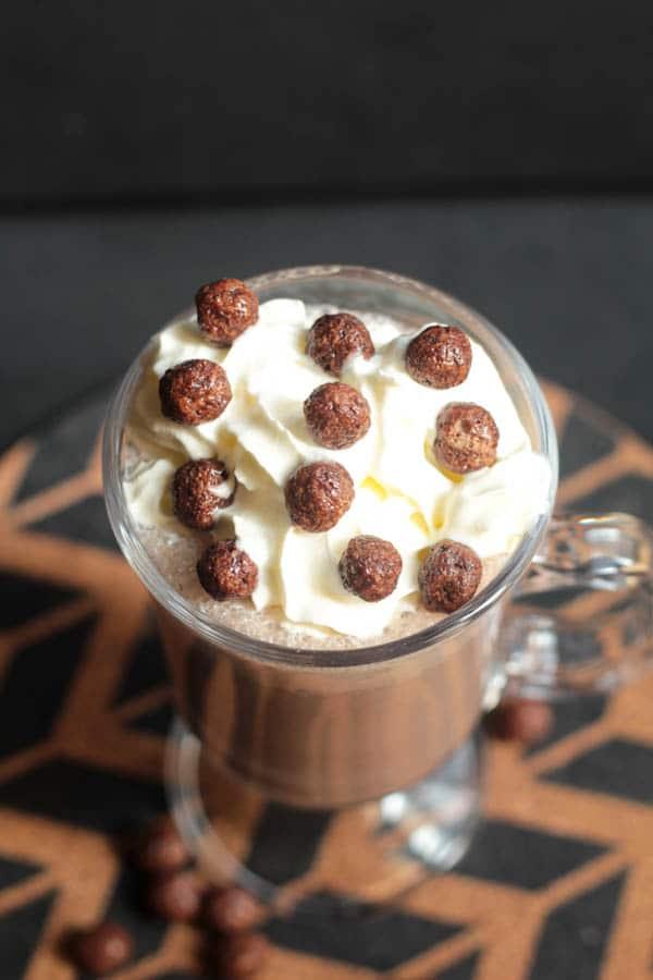 Cocoa Puffs Cereal Milk Milkshake-1