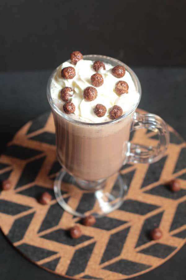 Cocoa Puffs Cereal Milk Milkshake-2