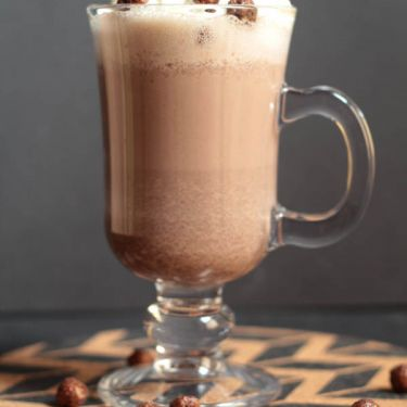 Cocoa Puffs Cereal Milk Milkshake-4