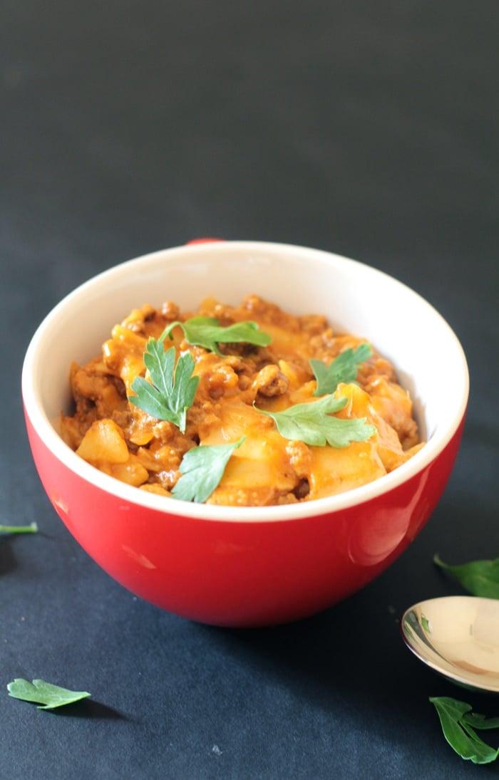 Easy-Cheesy-One-Pot-Lasagna