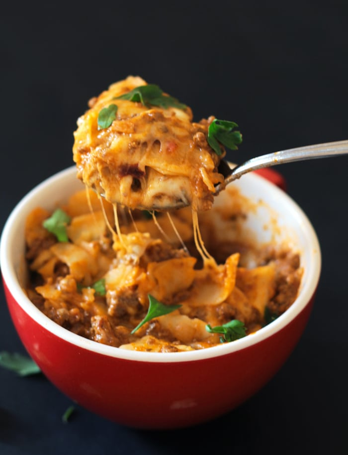 Easy Cheesy One Pot Lasagna