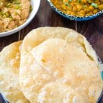 Halwa Puri – A Pakistani Breakfast