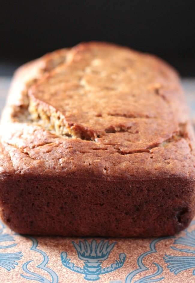 Electric Mixer Making Banana Bread ~ Easy no mixer banana bread i knead to eat