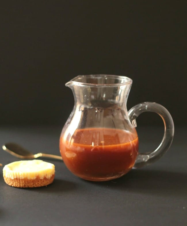 Golden Salted Caramel
