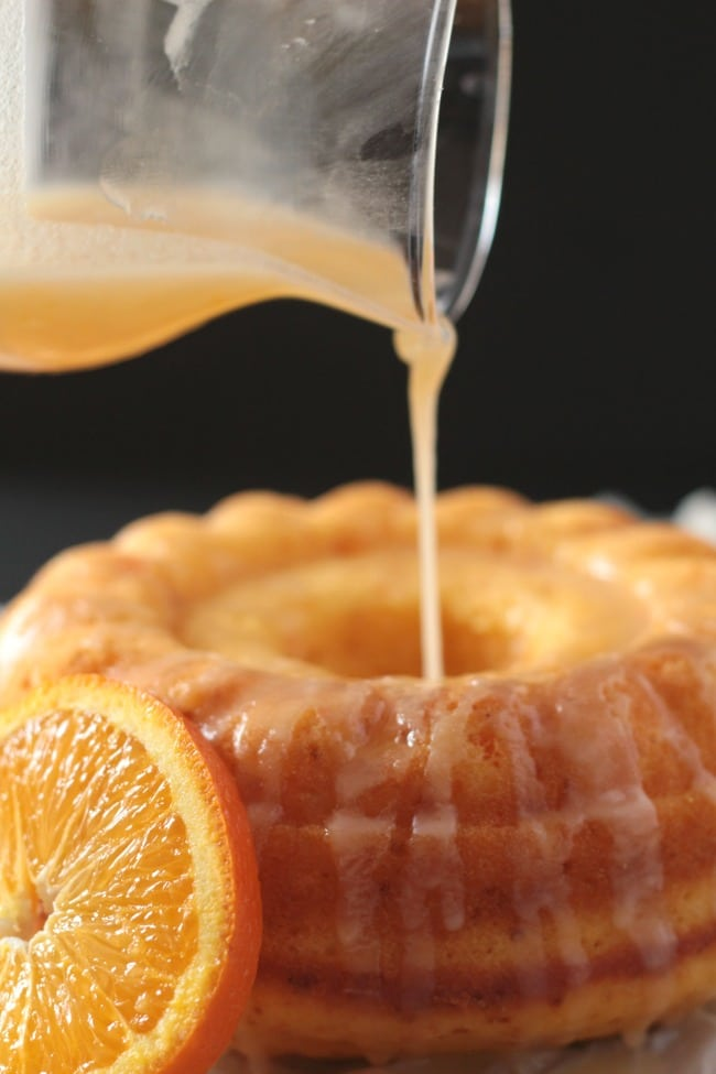 Butterscotch Bundt Cake Jello