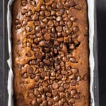 Cinnamon Chocolate Chip Bread