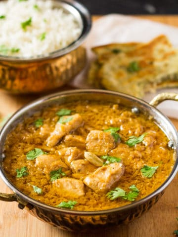 Indian Chicken Korma Recipe
