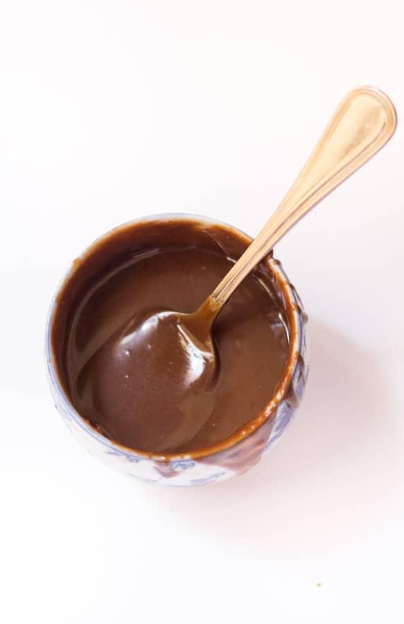 Chocolate Samosa
