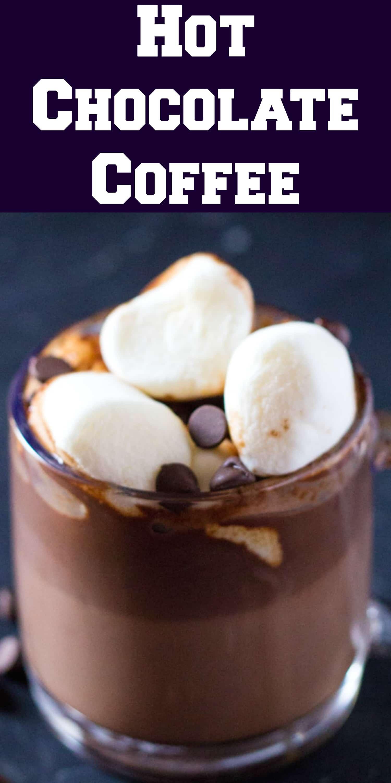 Hot Chocolate Coffee | I Knead to Eat