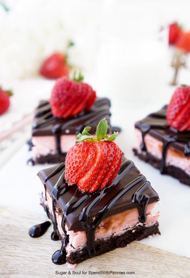 Hershey S Chocolate Valentines Cake