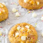 Softest Funfetti Cookies