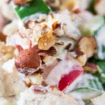 Creamy Chicken Hazelnut Salad