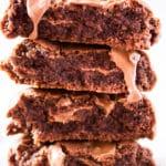 Copycat Levain Bakery Milk Chocolate Chocolate Chunk Cookies