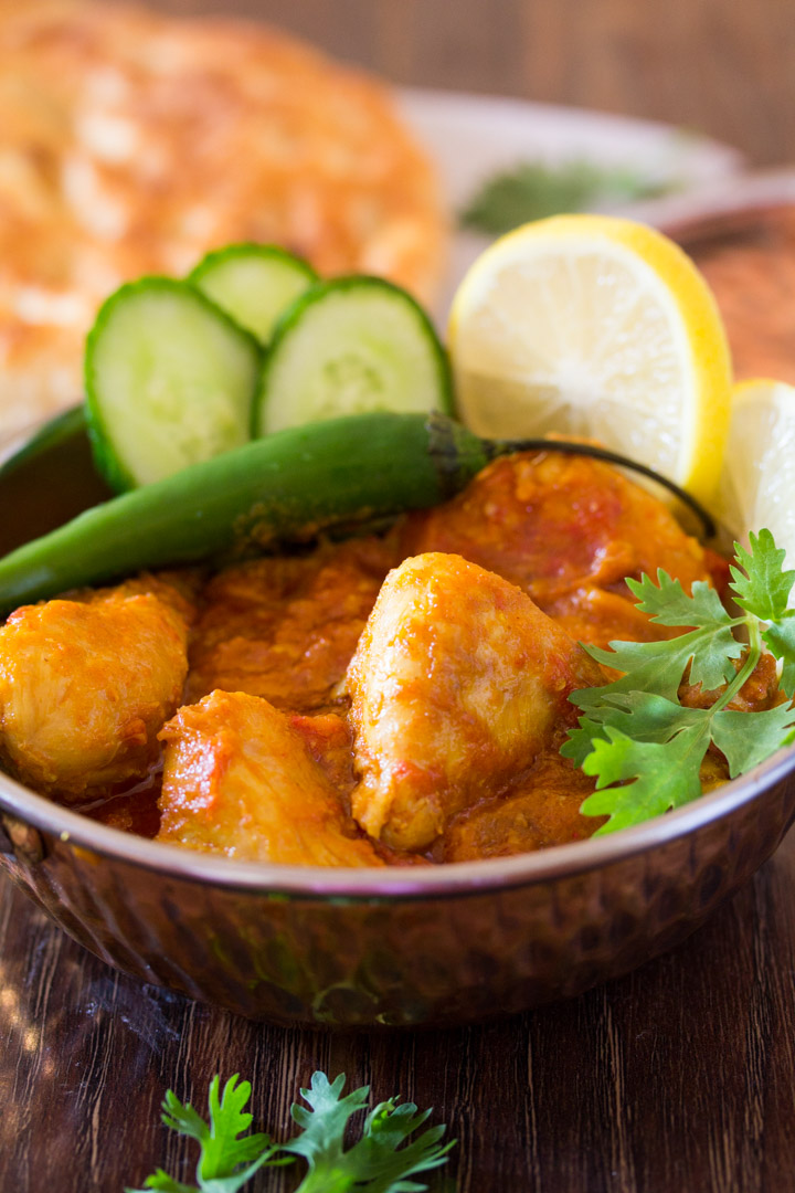 Easy Chicken Karahi Recipe