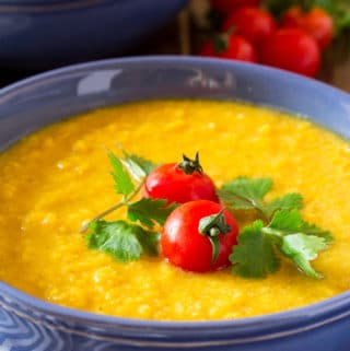 Daal: Indian Yellow Lentils