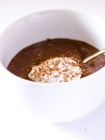 French Hot Chocolate - Parisian Hot Chocolate