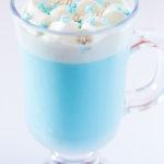 Elsa's Frozen Hot Chocolate