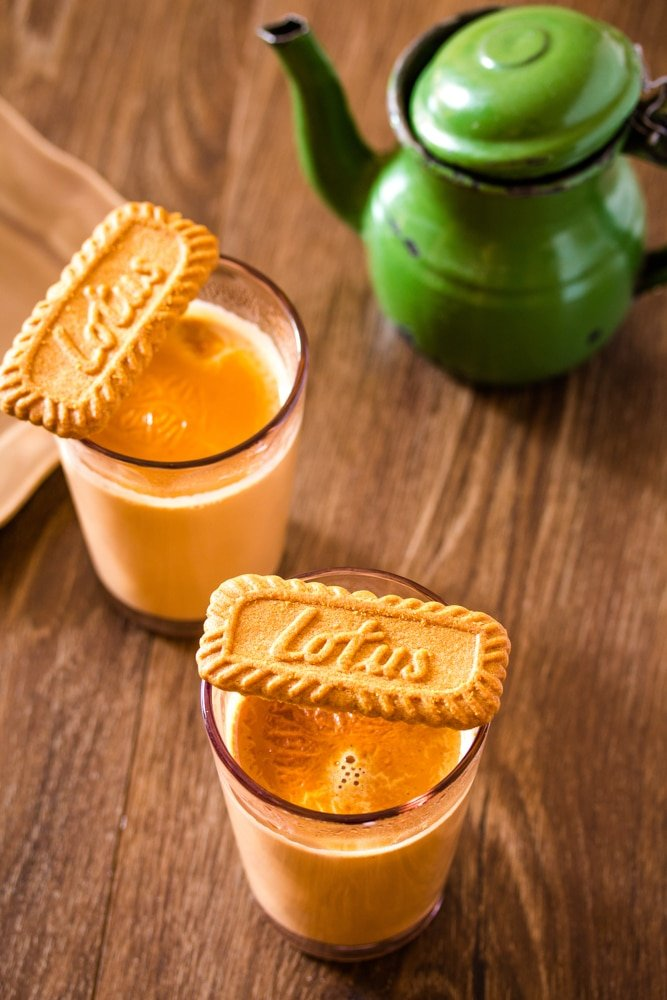 Chai Recipe with Biscuits
