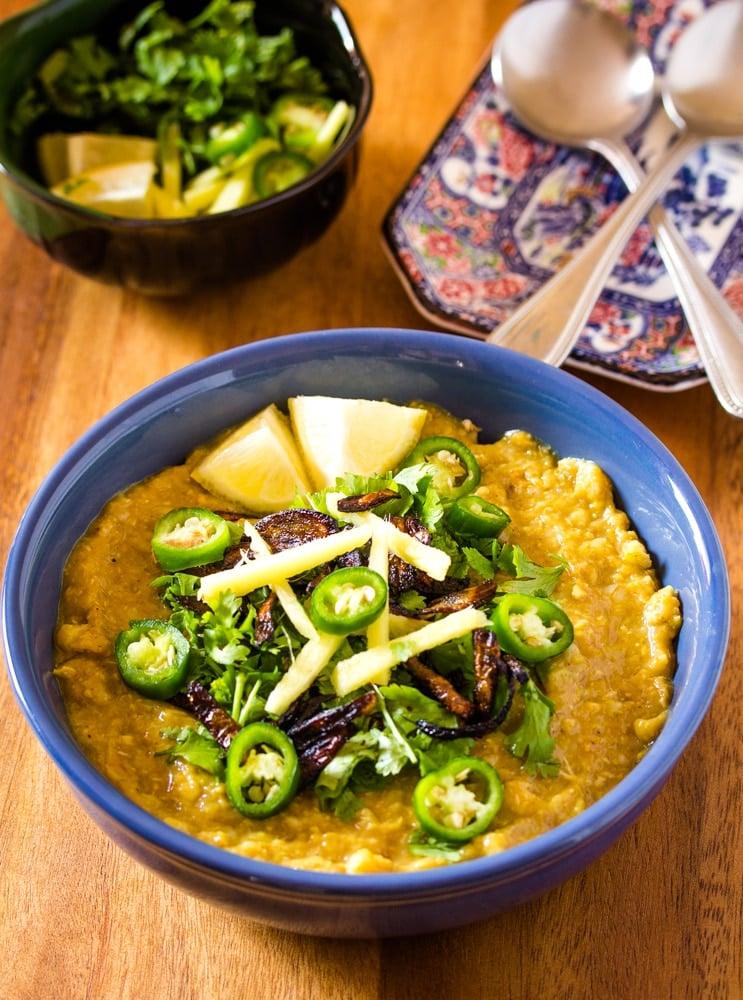 Pakistani Haleem Recipe