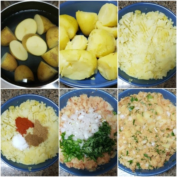How-to-Make-Aloo-Tikki-Steps