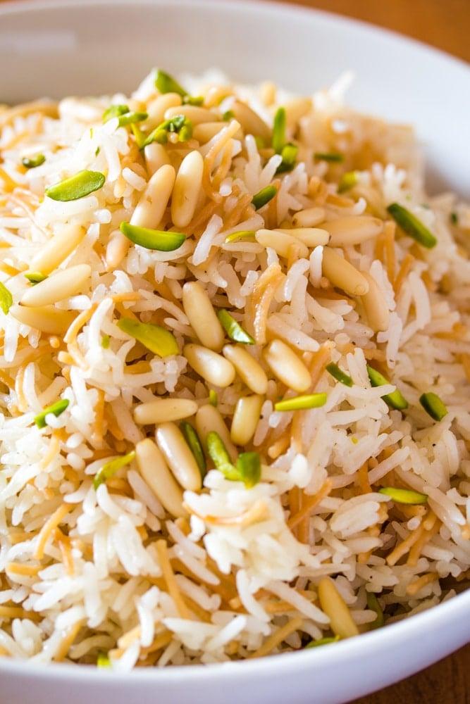 Lebanese Vermicelli Rice