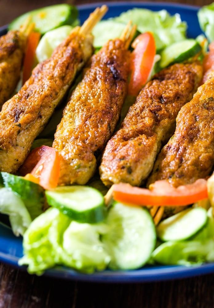 Seekh-Kebab