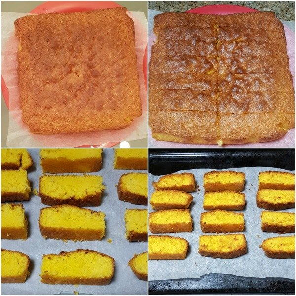 How to Bake Cake Rusk