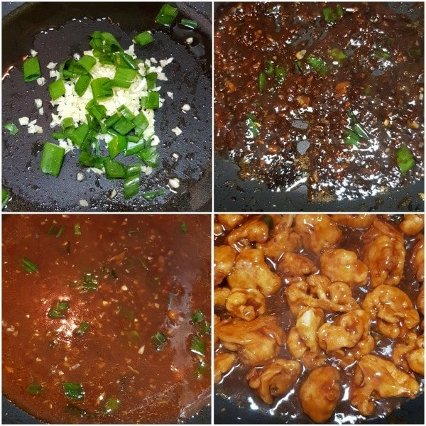 How to Make Gobi Manchurian Sauce