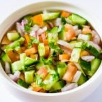 Indian Salad (Kachumber Salad)