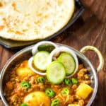 Aloo Keema