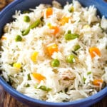 Easiest Ever Veggie Rice