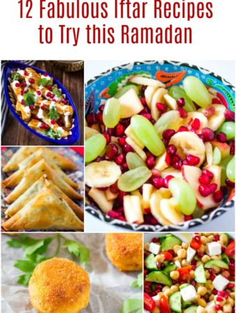 12 Fabulous Iftar Recipes