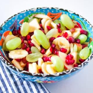 Pakistani Fruit Chaat