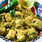 Hariyali Chicken – Green Chicken Curry
