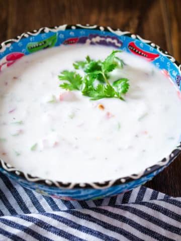 Easy Raita Recipe