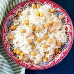Easy Chana Pulao Recipe