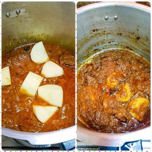 Easy Beef Biryani