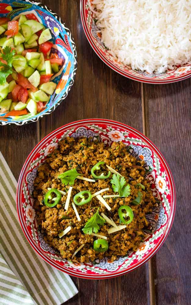 how to make pakistani keema