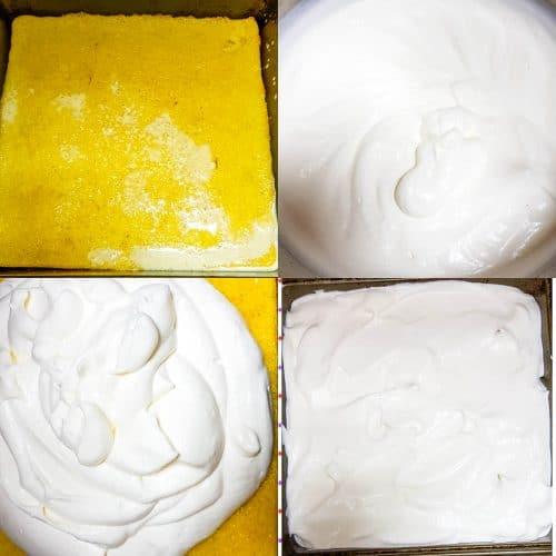 how to make saffron milk cake