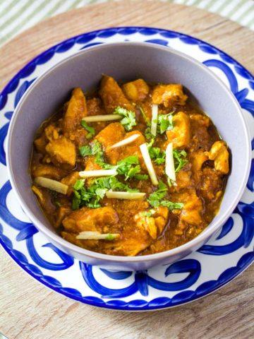 Achari Chicken (Achari Murgh)