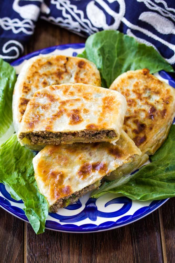 mutabbaq recipe