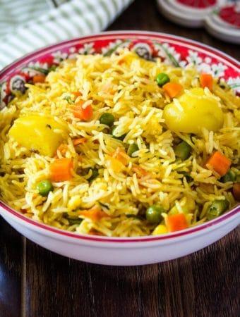 tahari rice recipe