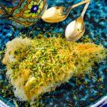 Mozzarella Cheese Kunafa Recipe